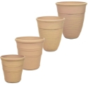 Aged Terracotta Planters for Artificial Trees **FREE UK MAINLAND DELIVERY**