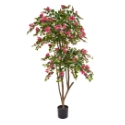 Artificial Flowering Bougainvillea in Pink *FREE UK MAINLAND DELIVERY**