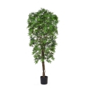 Artificial Japanese Maple Tree in Green - Stunning Quality + Highly Realistic **FREE UK MAINLAND DELIVERY**