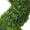 Artificial Topiary Boxwood Spiral Tree **FREE UK MAINLAND DELIVERY**