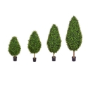 Artificial Topiary Buxus Tower **FREE UK MAINLAND DELIVERY**