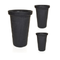 Classic Tower Planter in Anthracite For Artificial Trees **FREE UK MAINLAND DELIVERY**