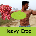 Crimson Seedless heavy cropper