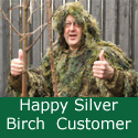 Bare Root Silver Birch Tree happy customer