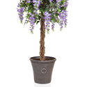 High Quality Potted Artificial Wisteria Vine **FREE UK MAINLAND DELIVERY**