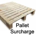 Pallet Surcharge
